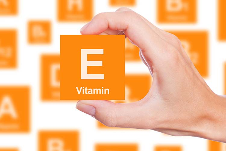 Una dieta povera di vitamina E fa male al cervello