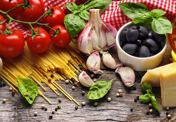 Dieta Mediterranea: l'alimentazione equilibrata che allunga la vita