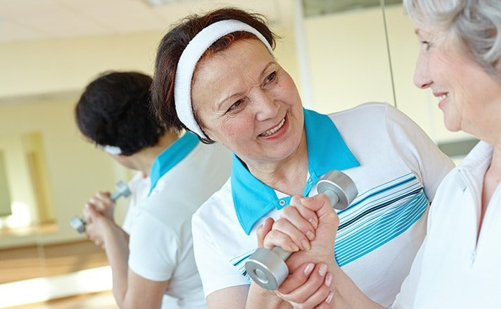 Esercizio fisico anziani