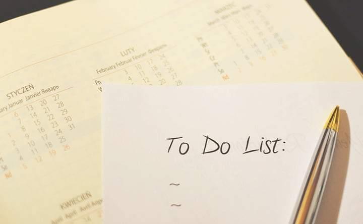 """La lista delle """"cose da fare"""" può allungare la vita"""