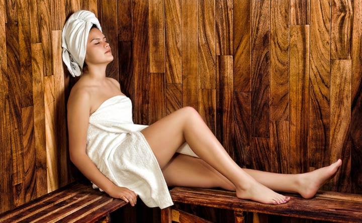 La sauna fa bene per la salute del cuore