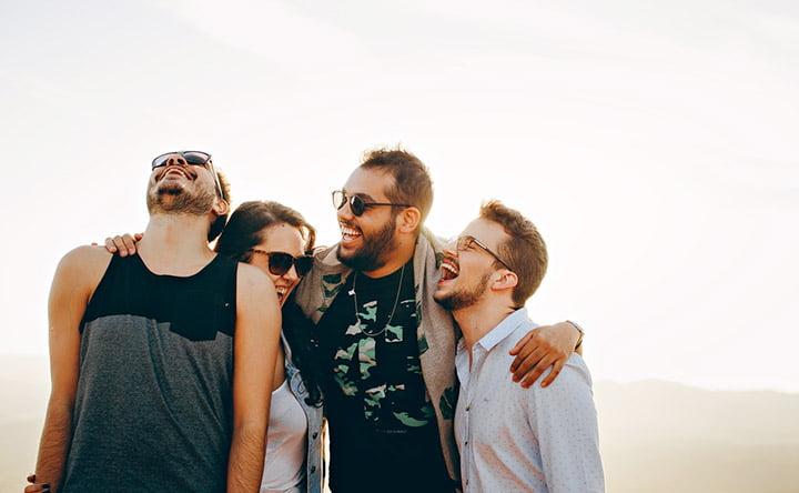 Chi si ammala spesso ride poco ... La risata che fa bene alla salute