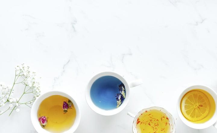 I migliori tè per la salute