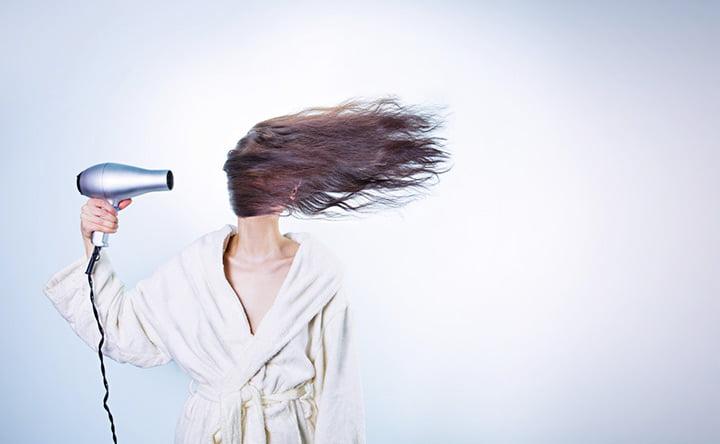 lavare i capelli