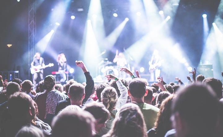 I concerti live allungano la vita