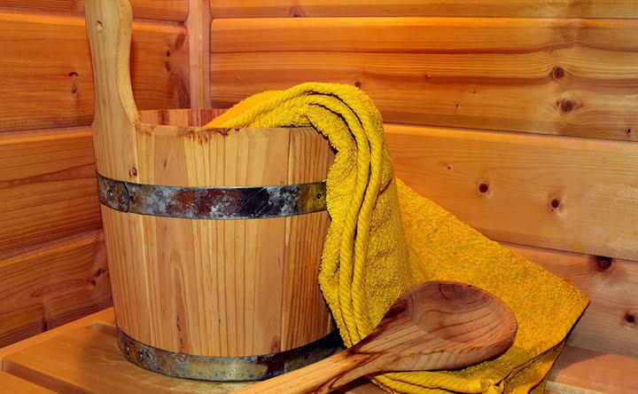 Perché la sauna fa bene alla salute
