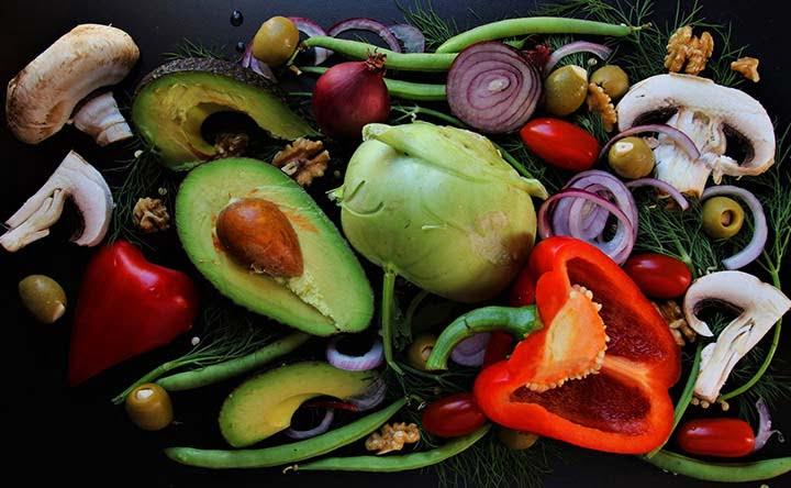 Cose da ricordare quando si segue una dieta vegetariana