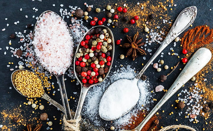 Come scegliere il sale giusto