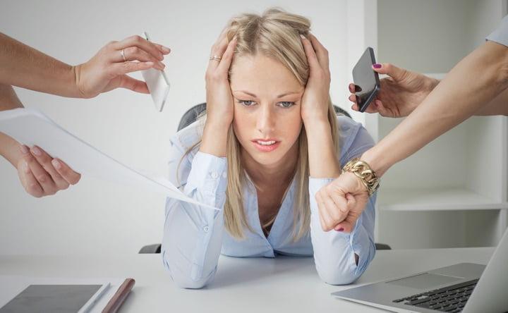 L'azione dello stress sull'equilibrio bio-energetico