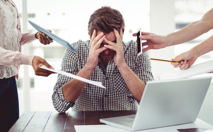 Lo stress da lavoro può uccidere