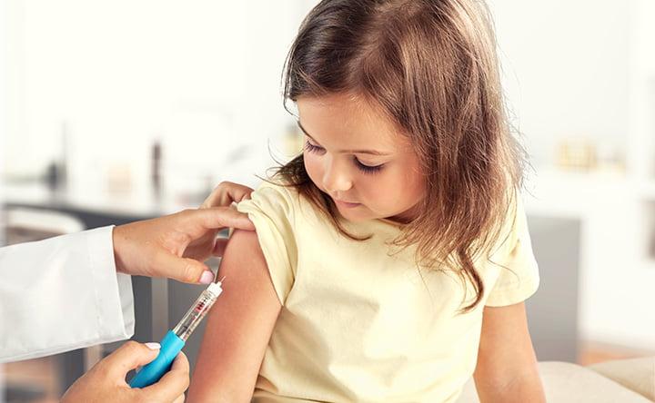 Vaccinazioni: il Calendario da 0-6 anni